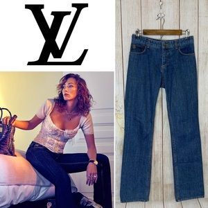 Louis Vuitton   Women's Straight Leg Jeans
